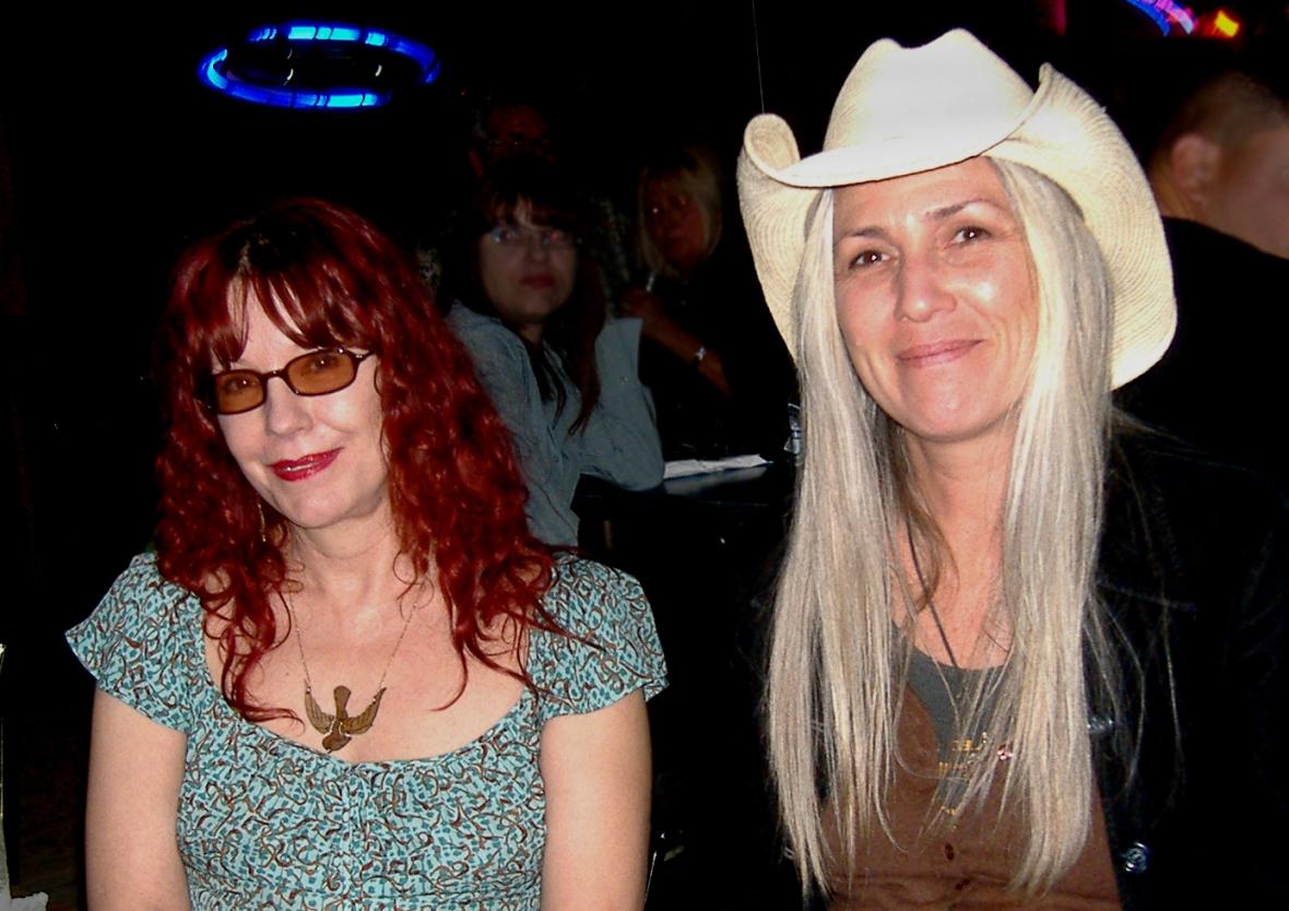 Pamela and Carol Ann