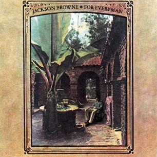 Jackson Browne For Everyman HIGH RESOLUTION COVER ART