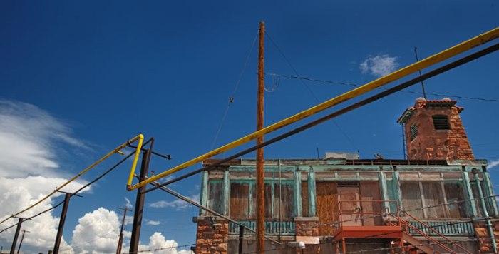 Rail-house